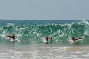 Spend your volunteer weekends catching some waves or relax on the beaches of Sri Lanka