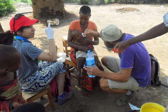 Health Care Volunteering in Tanzania with GOAT Volunteers