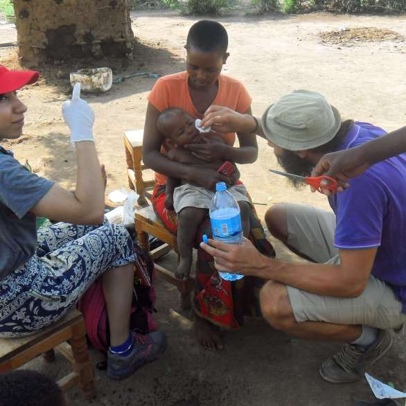 Health Care Volunteering in Tanzania with GOAT Volunteers