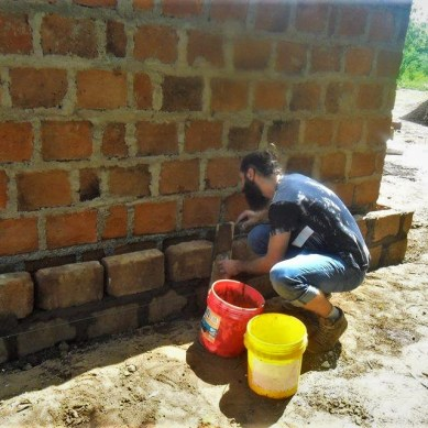 Construction & Maintenance Volunteering in Tanzania (1)