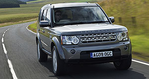 Land Rover Discovery 5 Dr Wagon Range First Drive Land