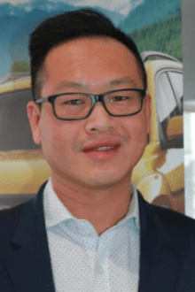 Yang Wang - Pre-Owned Sales Manager