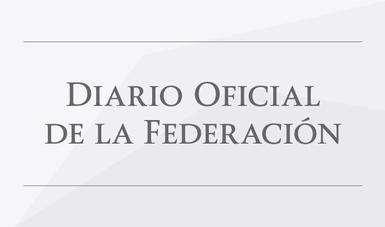 La SE en el Diario Oficial de la Federación (DOF) 2017
