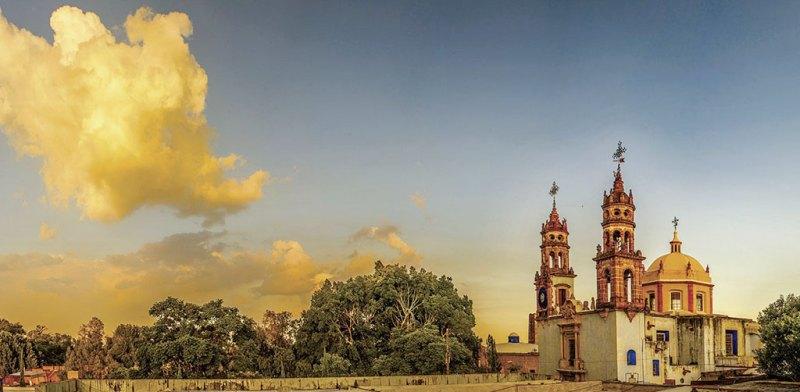 Templo del Señor de la Misericordia Jalpa de Cánovas, GUANAJUATO