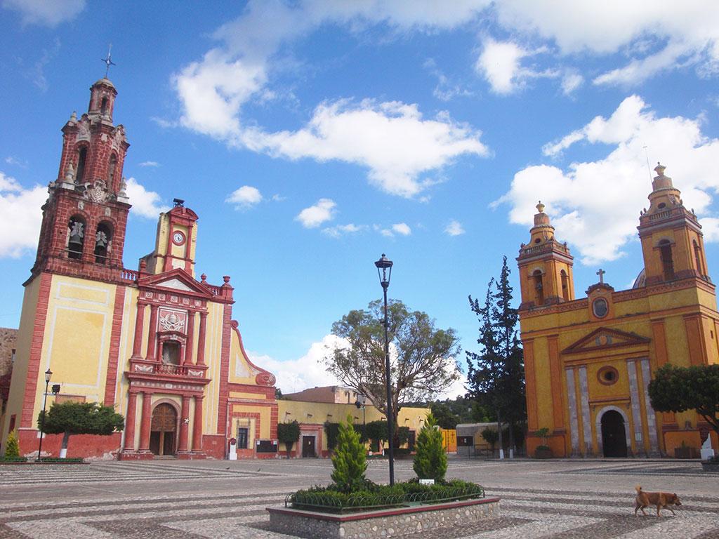 Iglesia de la Soledad, Cadereyta de Montes, Querétaro