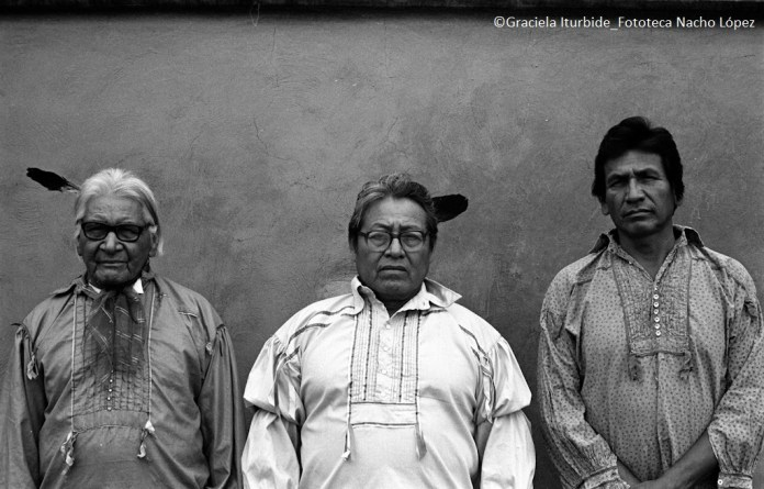 Kikapú (Kikaapoa) de Coahuila.