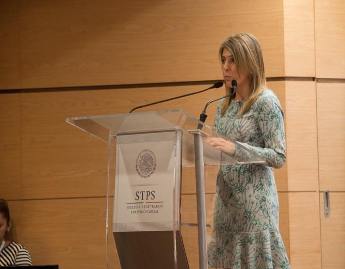 Alejandra Negrete, Titular de PROFEDET en su discurso de bienvenida
