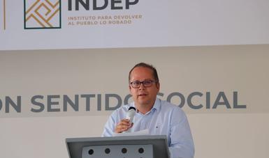 El DG del INDEP