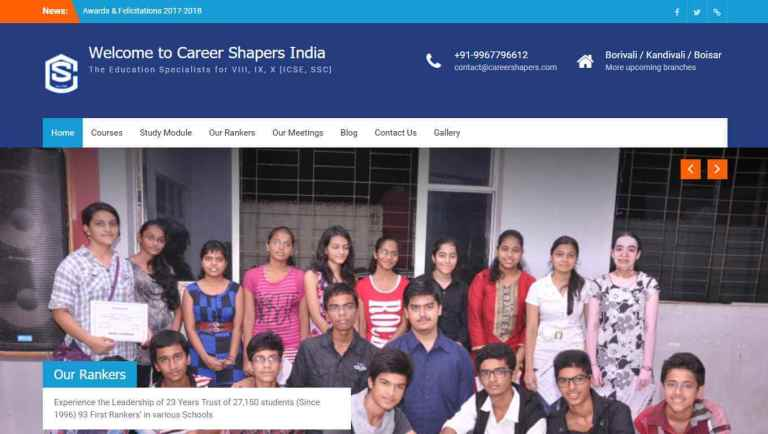 careershapersindia.com