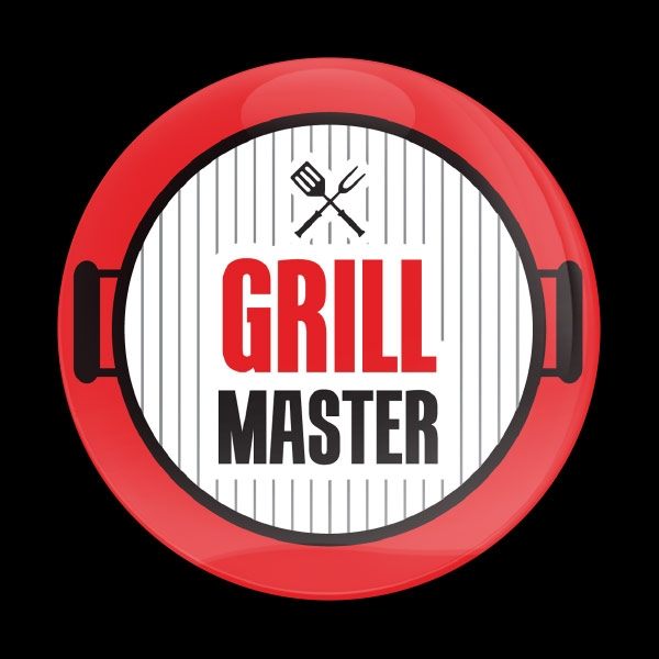 Dome BadgeGrill Master