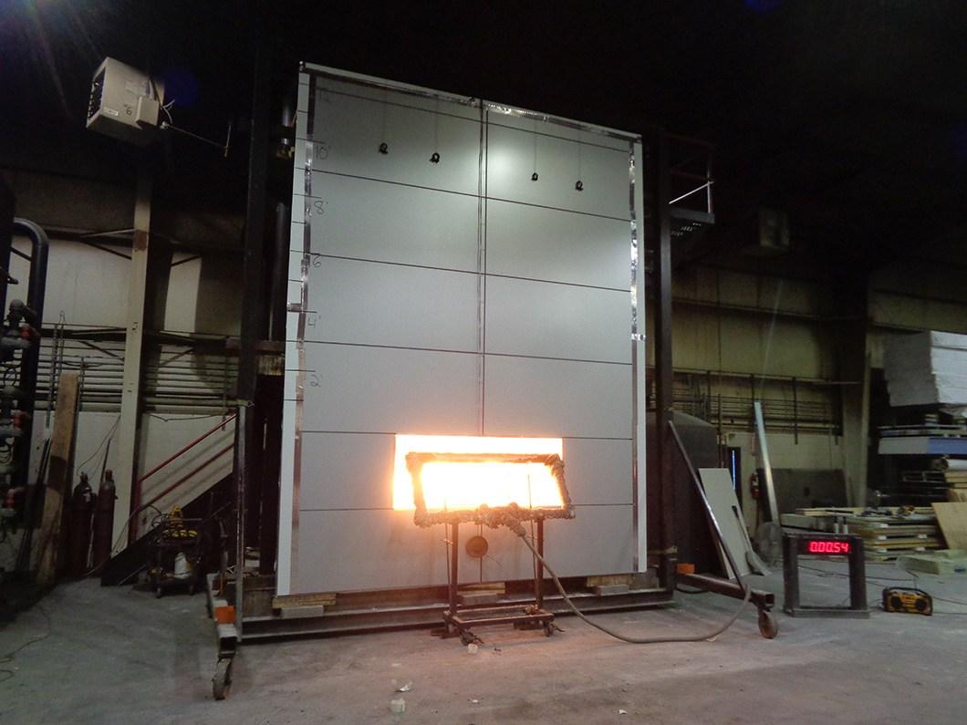 NFPA 285 Test  BAMCO Inc