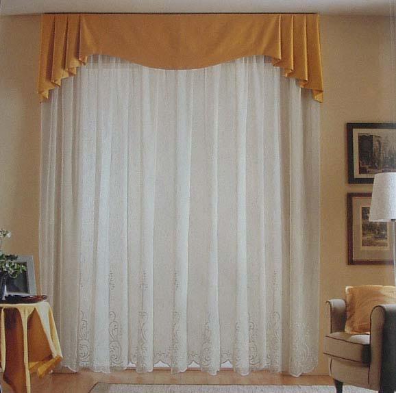 Tende velate semitrasparenti, adatte per le stanze più grandi, come il salotto e la. Mantovane Per Tende Tutte Le Offerte Cascare A Fagiolo