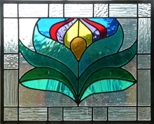 Stained Glass Heather Keller Qualicum Bay BC
