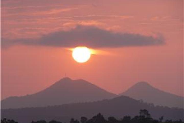 Gunung Tajam Belitung Indonésie