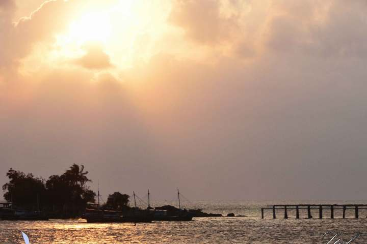 Sunset Tanjung Binga Belitung Go Belitung