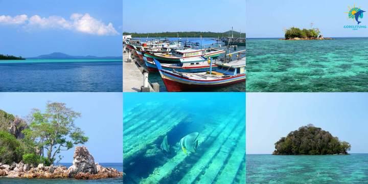 Selat Nasik Belitung Indonesie Go Belitung