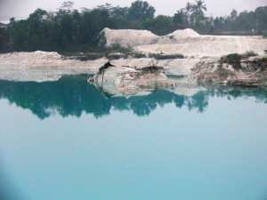 Danau Kaolin Belitung