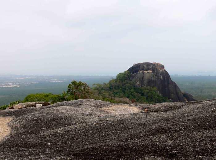 Batu Baginde Belitung Indonésie