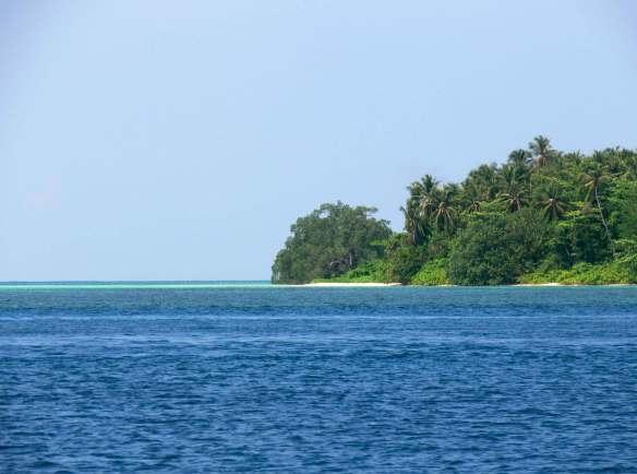 Pulau Langer Belitung Indonésie