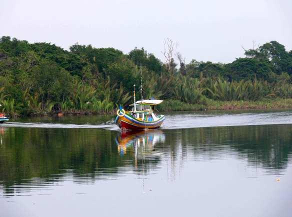 riviere Gantung Belitung Indonésie