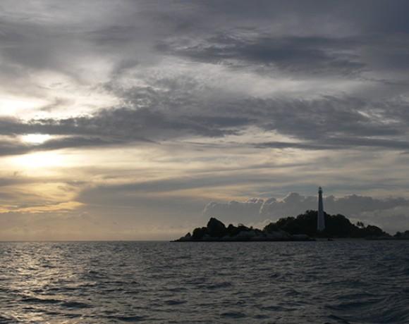Lengkuas la belle Belitung Indonésie Go Belitung