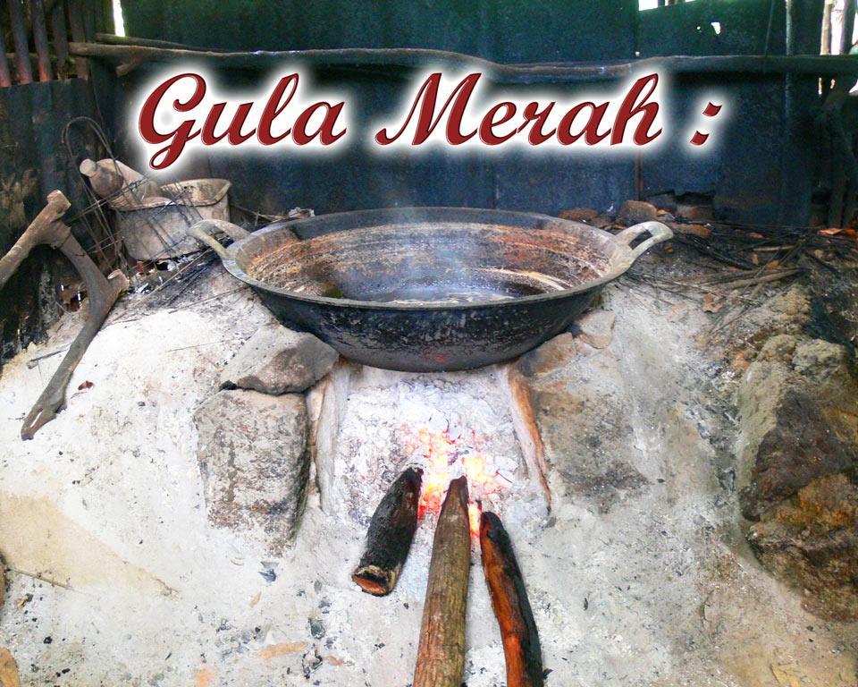 Gula-MerahGoBelitung Indonesia