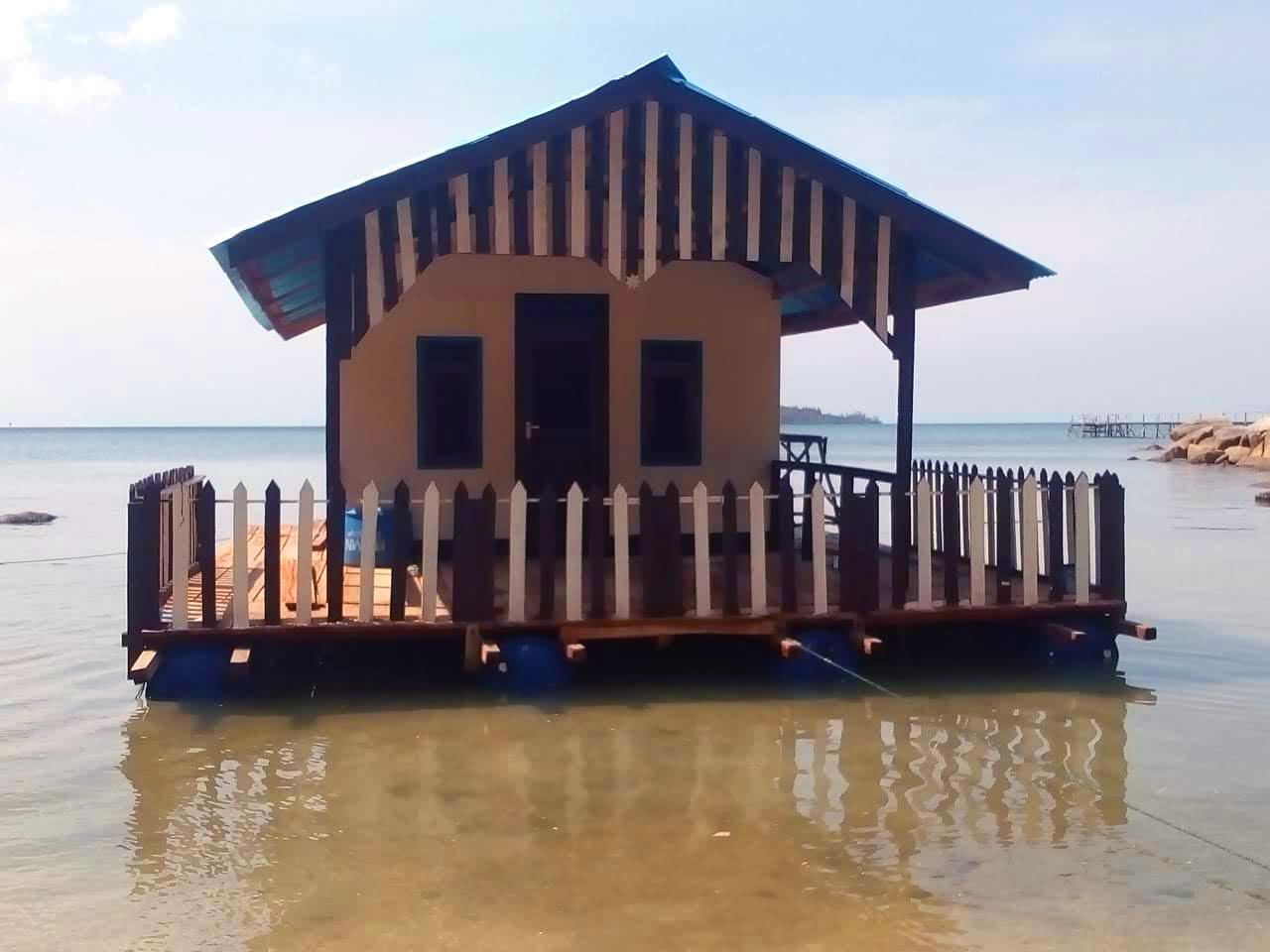 Conservation de Tridacnas Sungai Padang Belitung GoBelitung Indonesia
