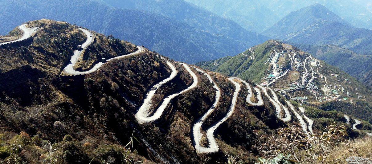 old silk route sikkim