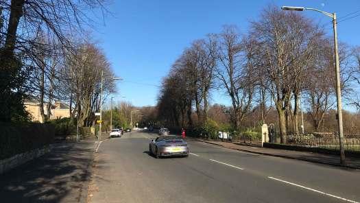 St Andrews Drive at Maxwell Park