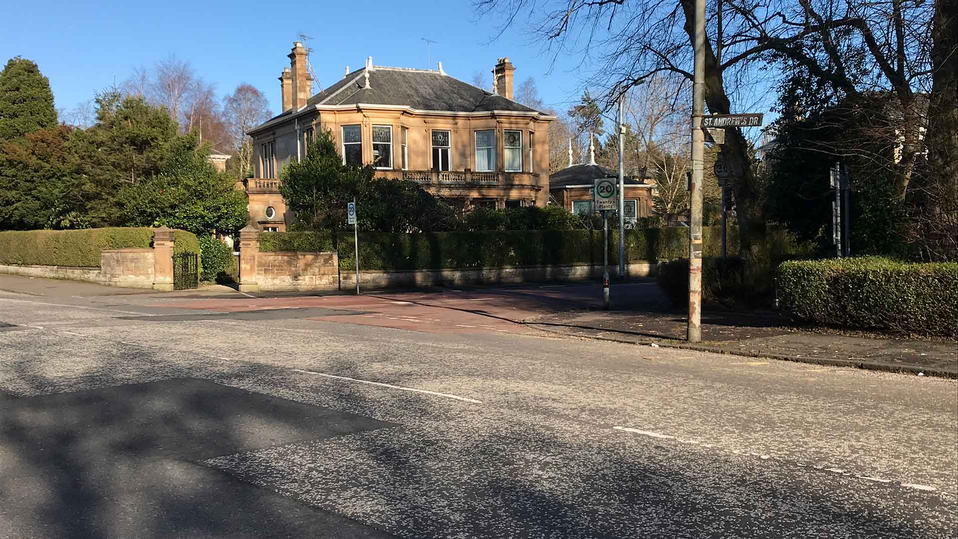 St Andrews Drive, Glasgow