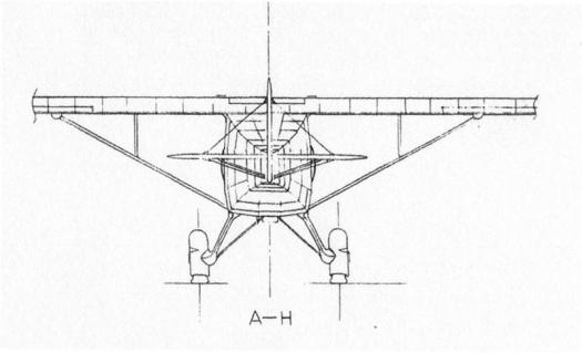 Monocoupe-110-rear-view