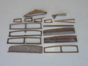 Original rib parts