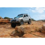 Gobi Jeep Grand Cherokee Wk Stealth Rack Multi Light Setup