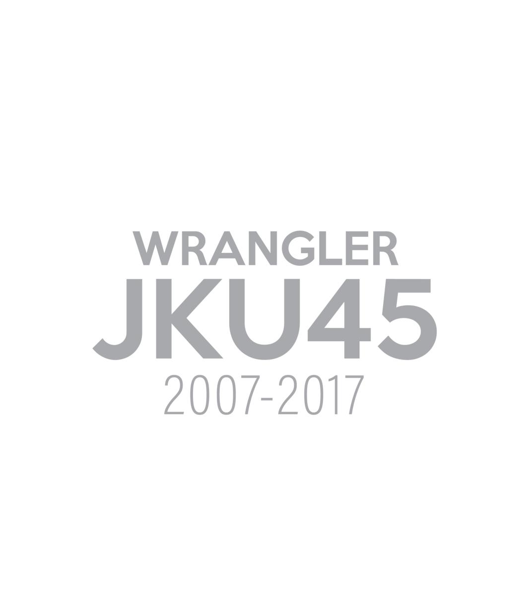 Jeep Wrangler Jku45