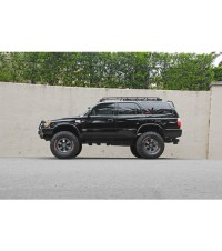 "GOBI Toyota 4Runner 3rd GEN Stealth Rack 30"" LED Setup"