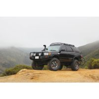 TOYOTA 4RUNNER 3rd GEN  STEALTH RACK 4 Independent LED ...