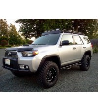 TOYOTA 4RUNNER 5th GEN STEALTH RACK Multi-Light Setup ...