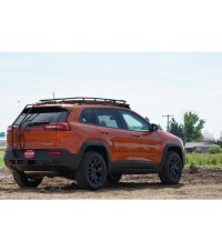 JEEP CHEROKEE KL STEALTH RACK  Multi-Light Setup NO ...