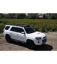 TOYOTA 4RUNNER 5th GEN STEALTH RACK  Lightbar Setup  NO ...