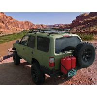 Roof Racks 4runner & Toyota 4Runner (5th Gen) 3/4 Slimline ...