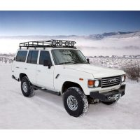 TOYOTA LANDCRUISER 60-62  RANGER RACK 4 Independent LED ...
