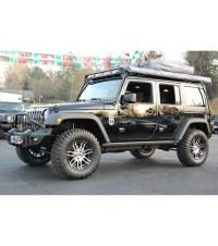 GOBI ARB Awning Support Brackets - Jeep Wrangler