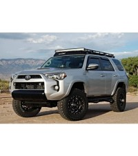 TOYOTA 4RUNNER 5th GEN  STEALTH RACK Lightbar Setup ...