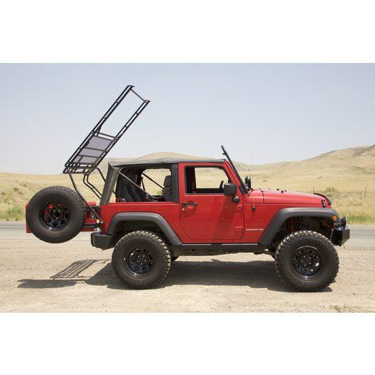 2017 Jeep Wrangler Roof Rack