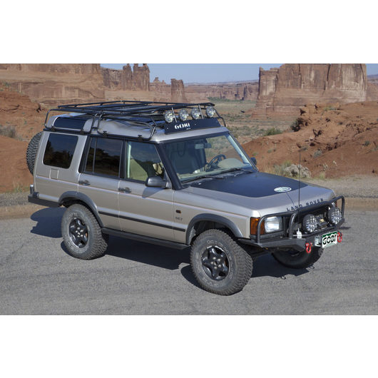 Land Rover Discovery Ranger Rack 4 Independent Led