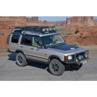 LAND ROVER DISCOVERY  RANGER RACK  Multi-Light Setup NO ...