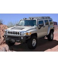 HUMMER H3 5ft. STEALTH RACK NO SUNROOF