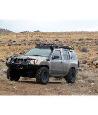 NISSAN XTERRA 05-15  STEALTH RACK  WITH SUNROOF | Gobi Racks