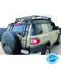 GOBI Toyota FJ Cruiser Rear Ladder - Passenger Side