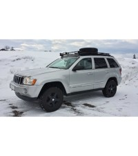 JEEP GRAND CHEROKEE WKSTEALTH RACK Multi-Light Setup ...